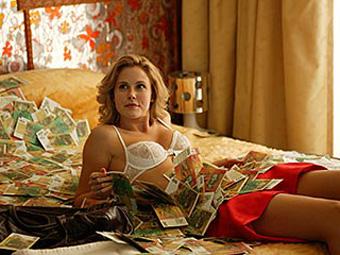 Шикарные русские лесбиянки любят устраивать интимные праздники